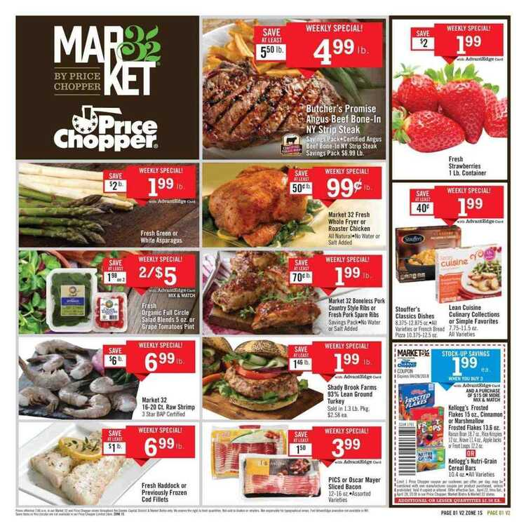 price chopper weekly ad Connecticut