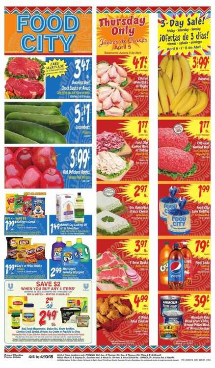 food city weekly ad greeneville tn APR 5 to APR 10 2018