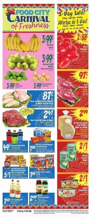 food city weekly ad knoxville tn