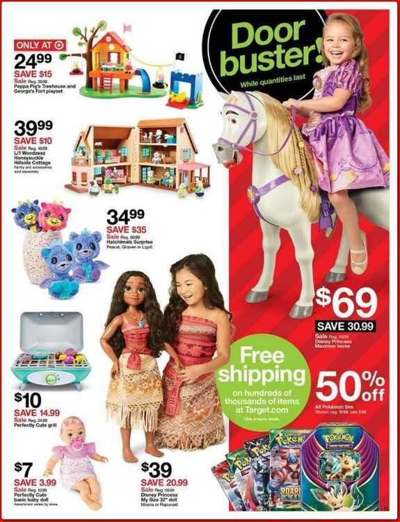 target black friday 2018 ad Ready. Set. Save!